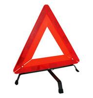 triangle de signalisation obligatoire